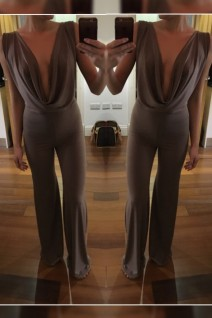 waterfall jumpsuit